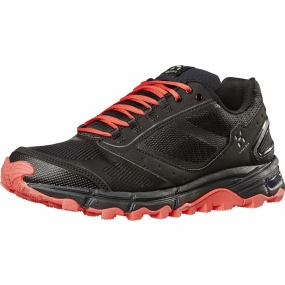 Haglofs Haglofs Womens Gram Gravel Q Shoe True Black/Carnelia