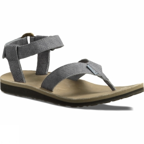 Teva Teva Womens Original Leather Diamond Sandal Tradewinds