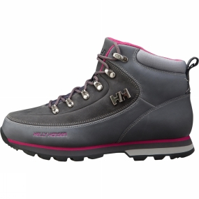Helly Hansen Helly Hansen Womens The Forester Boot Mid Grey/ Hot Pink