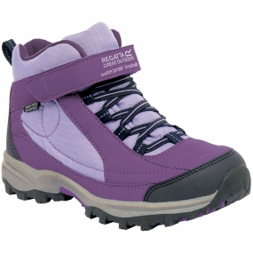 Girls Trailspace Mid Boot