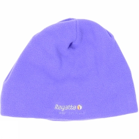 Regatta Taz Hat Junior Purple Tulip