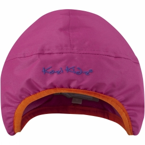 Kozi Kidz Girls Rain Hat Pink