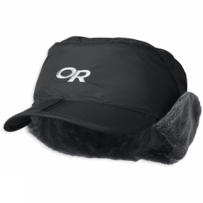 Outdoor Research Kids Expedition Cap Black
