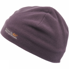 Regatta Kids Taz II Hat Plum Wine