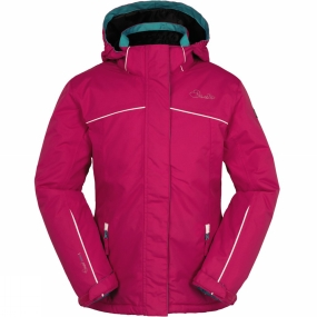 Dare 2 b Dare 2 b Epitomise Jacket Age 14+ Electric Pink