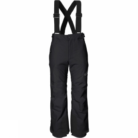 Jack Wolfskin Jack Wolfskin Kids Snow Ride Texapore Insulated Pants Black