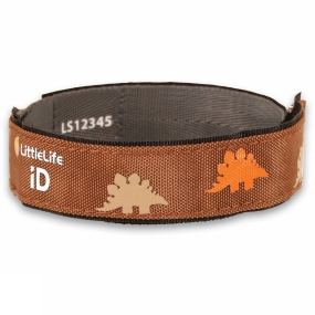 LittleLife LittleLife Safety iD Strap Dinosaur