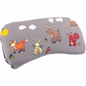 LittleLife Child Carrier Face Pad Grey