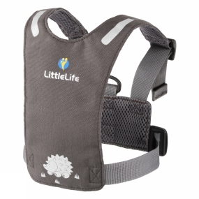 LittleLife LittleLife LitLif Child Safety Harness Grey