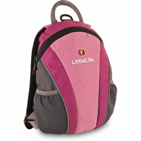 LittleLife LittleLife Toddler Runabout Daysack Pink
