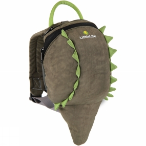 LittleLife Toddler Crocodile Daysack Crocodile