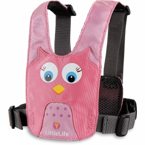 LittleLife LittleLife Animal Safety Harness Owl