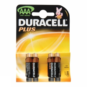 Product image of Plus AAA 1.5V Battery (Pack of 4)