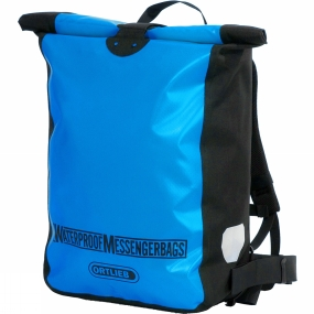 Ortlieb Ortlieb Messenger Bag Ocean Blue/Black