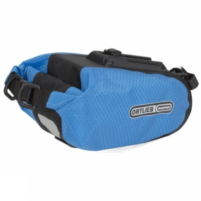 Ortlieb Ortlieb Saddle Bag 1.3L Blue/Black