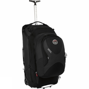 Osprey Ozone 75 Convertible Travel Pack Black