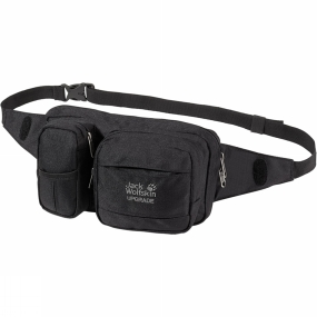 Jack Wolfskin Upgrade Bumbag Black