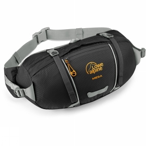 Lowe Alpine Mesa Belt Pack Black/Pumpkin