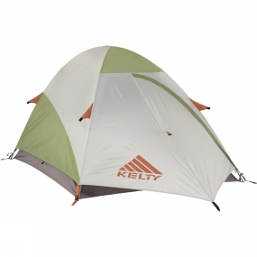 Kelty Kelty Grand Mesa 3 Tent Grey/Putty/Apple Green