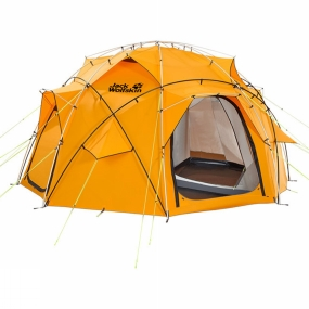 Jack Wolfskin Jack Wolfskin Base Camp Dome Tent Burly Yellow