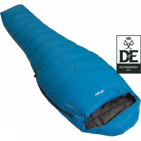 Vango The popular Venom is back and updated with new nylon ripstop fabric for increased softness and higher lofting. If you are a long distance backpacker, an adventure racer or athlete then this is the sleeping bag for you.