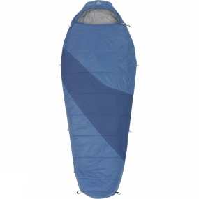 Kelty Insulated with light, warm, recycled Ecopet insulation, the Ignite 20 is a true three-season performer ready for any overnight adventure. A full-length zip vents extra heat on warmer nights while four sizes including a women