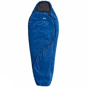 Jack Wolfskin Jack Wolfskin Smoozip +3 Sleeping Bag Classic Blue
