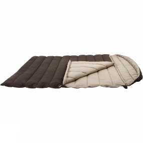 Outwell Constellation Double Sleeping Bag Brown