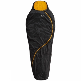 Jack Wolfskin Jack Wolfskin Smoozip -5 Sleeping Bag Black