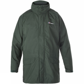 Berghaus Berghaus Mens Long Cornice II Jacket Deep Forest