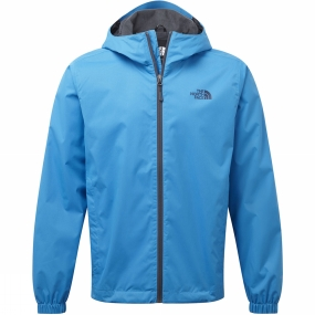 The North Face The North Face Mens Quest Jacket Blue Aster
