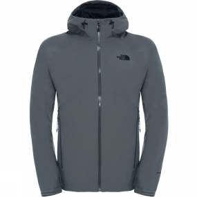 The North Face The North Face Mens Stratos Jacket Fusebox Grey