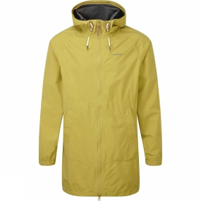 Craghoppers Craghoppers Mens Caywood Gore-Tex Jacket Light Olive