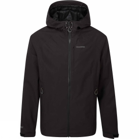 Craghoppers Craghoppers Mens Jerome Gore-Tex Jacket Black