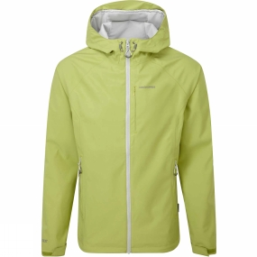 Craghoppers Craghoppers Mens Jerome Gore-Tex Jacket Spiced Lime