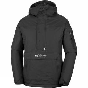 Columbia Columbia Mens Challenger Pullover Black