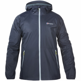 Berghaus Berghaus Mens Deluge Light Jacket Carbon