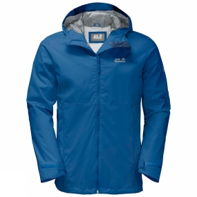 Jack Wolfskin Jack Wolfskin Mens Arroyo Jacket Electric Blue