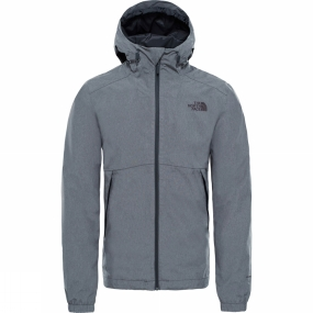 The North Face The North Face Mens Millerton Jacket TNF Medium Grey Heather