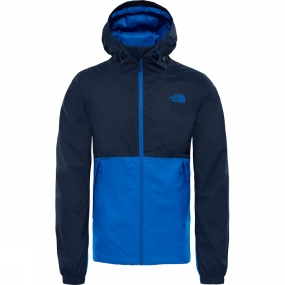Snow and Rock The North Face Mens Millerton Jacket Turkish Sea/Urban Navy