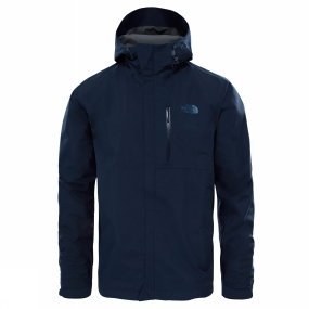 The North Face The North Face Mens Dryzzle Jacket Urban Navy