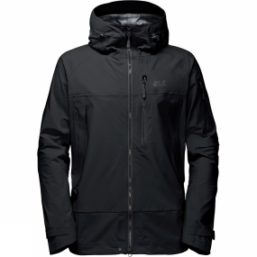 Jack Wolfskin Jack Wolfskin Mens The Humboldt Jacket Black