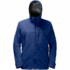 Jack Wolfskin Jack Wolfskin Mens The Humboldt Jacket Royal Blue