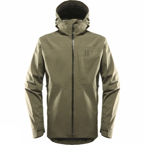 Haglofs Haglofs Mens Tourus Jacket Sage Green