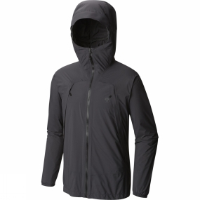 Mountain Hardwear Mountain Hardwear Mens Rogue Composite Jacket Shark