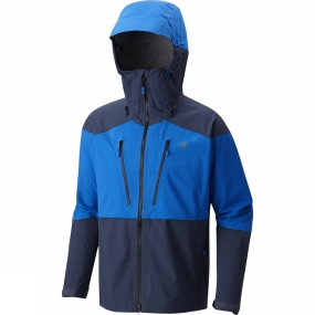 Mountain Hardwear Designed for the impossible. Chock full of exceptional details and features, including best-in-class Polartec� NeoShell�. Our most sophisticated 3L alpine shell yet.