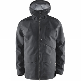 Haglofs Mens Selja Jacket True Black