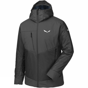 Salewa Salewa Mens Ortles 3 Primaloft Jacket Black Out