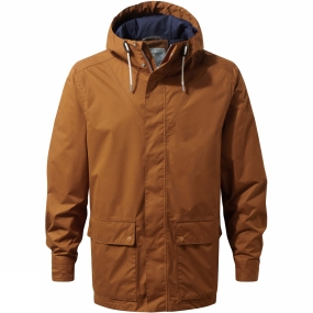 Craghoppers Craghoppers Mens Anson Jacket Tobacco