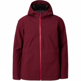 Craghoppers Craghoppers Mens Vertex Jacket Red Earth Marl